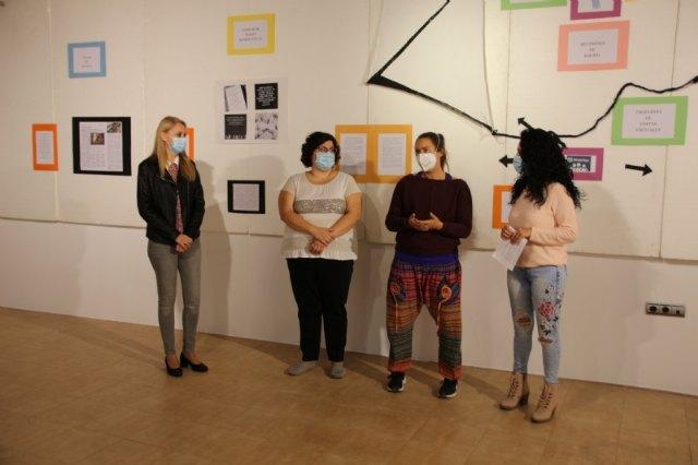El centro municipal de atención psicosocial presenta la exposición Zangamanga 11, Foto 2