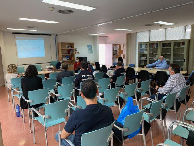 Los Centros de Salud de Torre Pacheco en NIVEL ROJO - 2, Foto 2