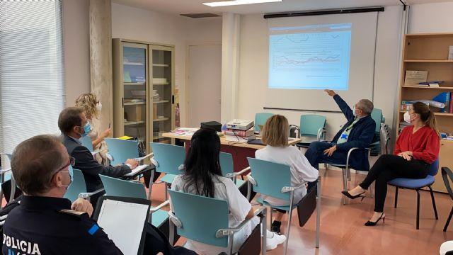 Los Centros de Salud de Torre Pacheco en NIVEL ROJO - 3, Foto 3