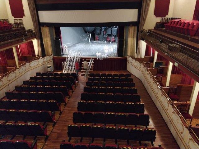 El Teatro Lope de Vega contará con un equipamiento propio de luces y sonido - 1, Foto 1