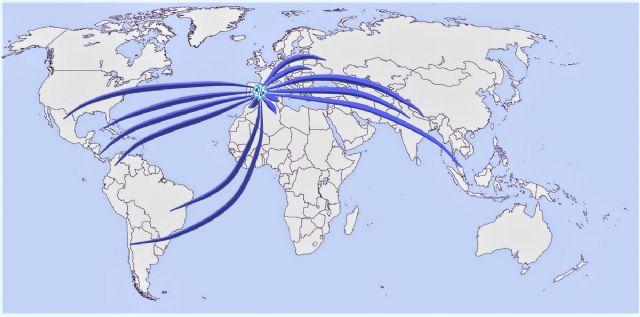 La oferta de movilidades Erasmus con países de fuera de la Unión Europea se duplica - 1, Foto 1
