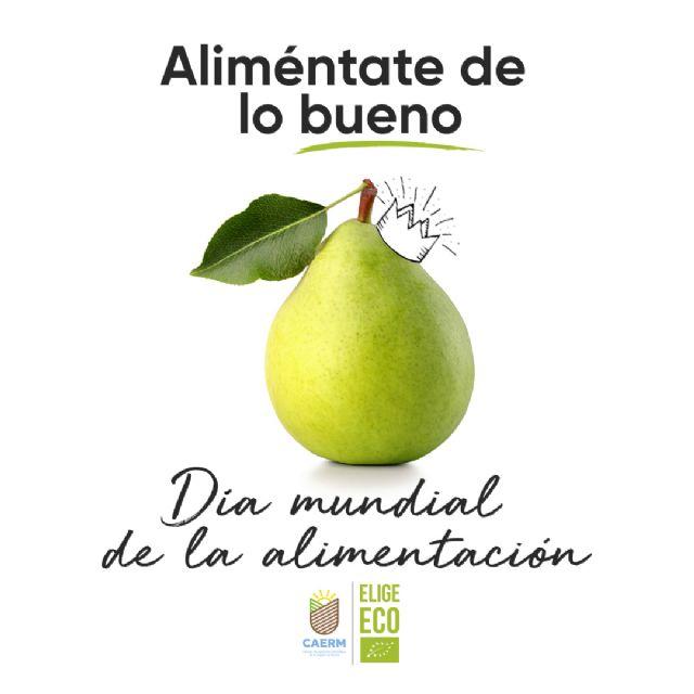 Aliméntate de lo bueno, producto eco de la Región de Murcia - 1, Foto 1