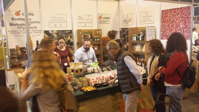 COATO has had a stand at the Bioculture Fair in Madrid