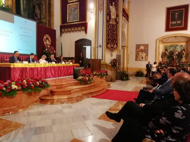 Municipal authorities attend the inauguration of the XI International Congress of Rare Diseases, Foto 2