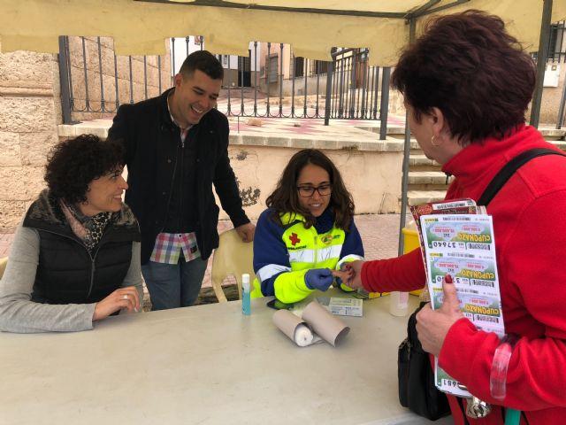 Controles de glucosa gratuitos en el mercado semanal de Puerto Lumbreras - 1, Foto 1