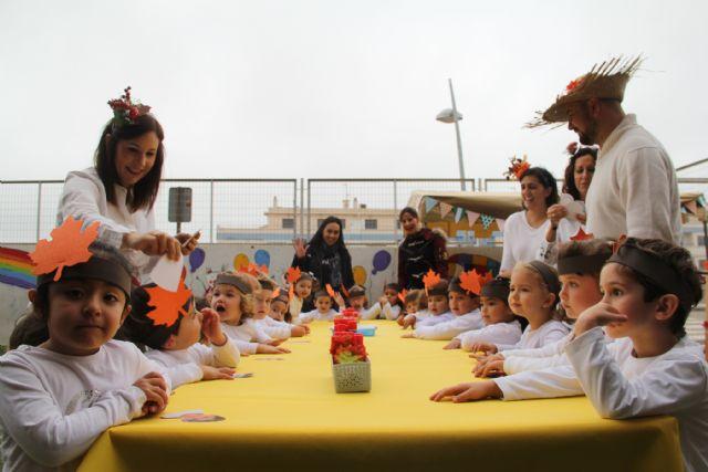 Los niños de Puerto Lumbreras celebran el 'Día de la Castañada' - 1, Foto 1