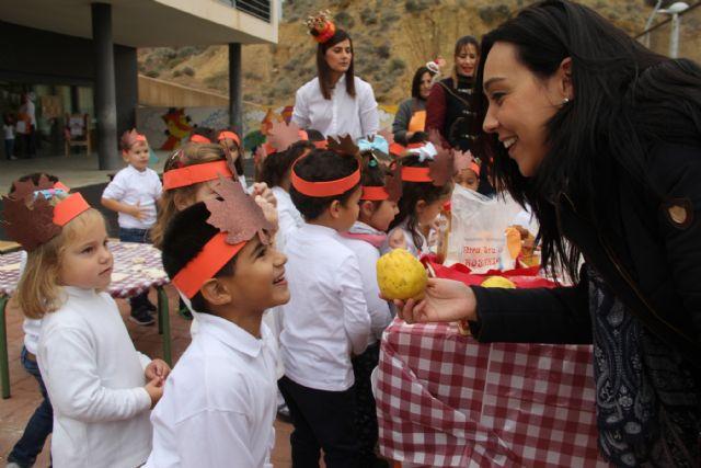 Los niños de Puerto Lumbreras celebran el 'Día de la Castañada' - 2, Foto 2
