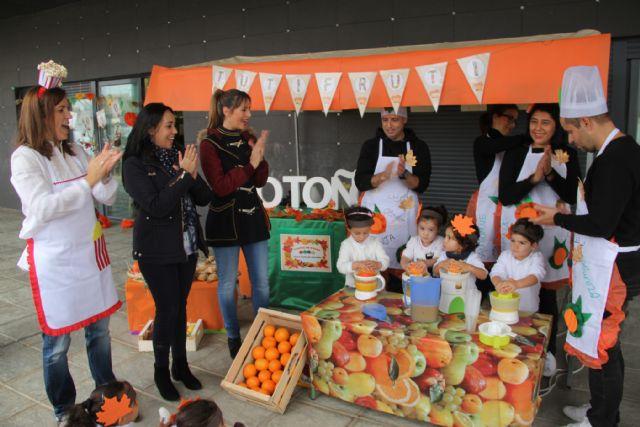 Los niños de Puerto Lumbreras celebran el 'Día de la Castañada' - 3, Foto 3