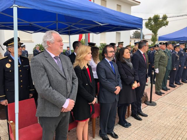 XXV aniversario del despliegue en Bosnia-Herzegovina del Escuadrón de Zapadores Paracaidistas con base en Alcantarilla - 1, Foto 1