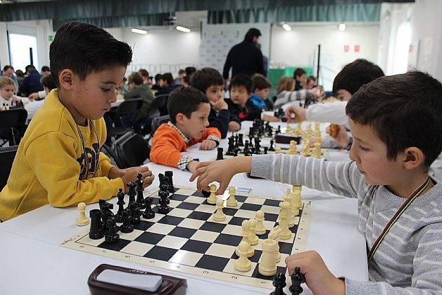 ELIS Murcia apoya la práctica del ajedrez como forma de potenciar la formación integral de sus estudiantes - 1, Foto 1