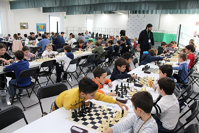 ELIS Murcia apoya la práctica del ajedrez como forma de potenciar la formación integral de sus estudiantes - 2, Foto 2