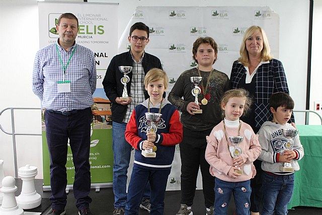 ELIS Murcia apoya la práctica del ajedrez como forma de potenciar la formación integral de sus estudiantes - 4, Foto 4