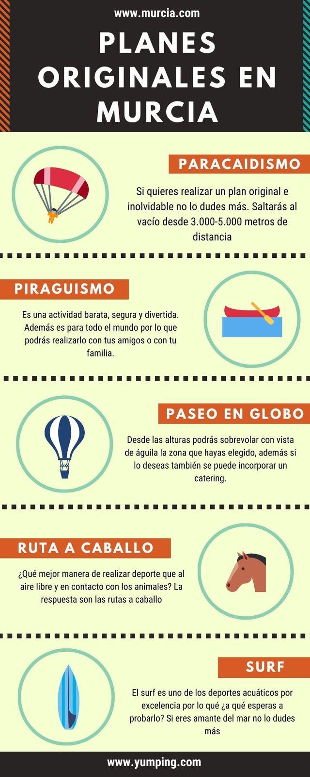 ¿Tienes ganas de realizar en Murcia algún plan divertido y original? - 1, Foto 1