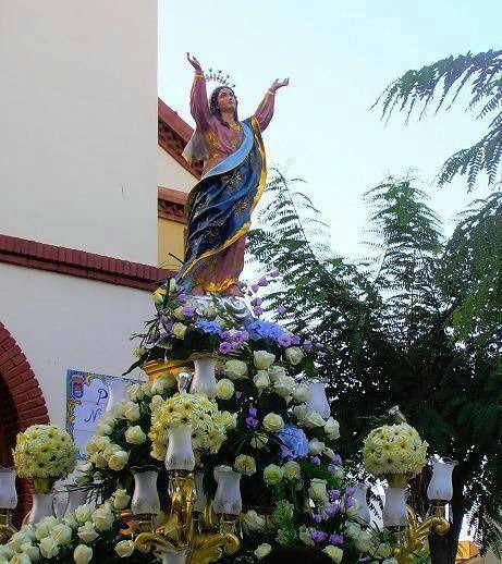 El Ayuntamiento llevará a Pleno la propuesta para la Declaración de Interés Turístico Regional del Día de la Virgen - 1, Foto 1