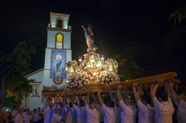 El Ayuntamiento llevará a Pleno la propuesta para la Declaración de Interés Turístico Regional del Día de la Virgen - 2, Foto 2