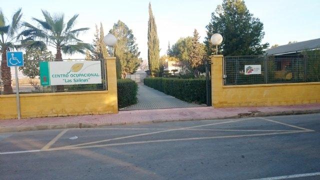 El miércoles 18 de noviembre vuelve a abrir el centro de día de personas con discapacidad Las Salinas, Foto 1