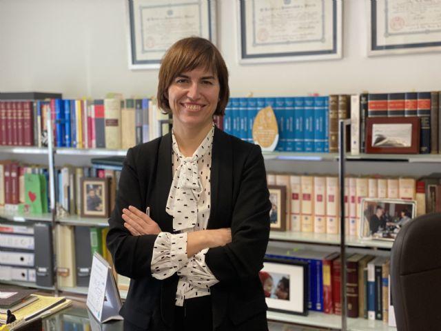 Carmen Rodríguez, elegida decana del Colegio Notarial de Murcia - 1, Foto 1