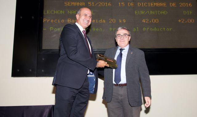 El director de Operaciones de ElPozo Alimentación consigue el oro en los premios Pronosporc, Foto 1
