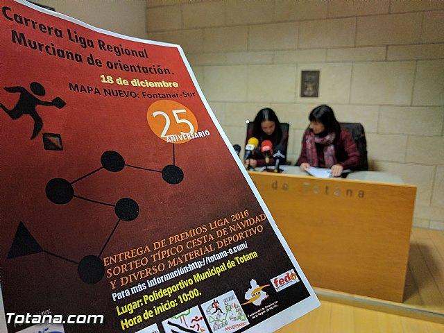 Totana acoge este próximo domingo la 17ª Carrera de la Liga Regional Murciana de Orientación - 1, Foto 1