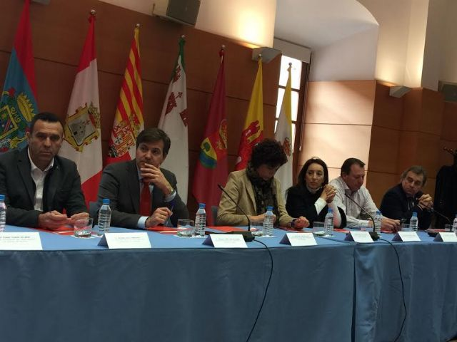 El alcalde de Totana asiste a la cuarta reunión del Consejo de Alcaldes - 3, Foto 3