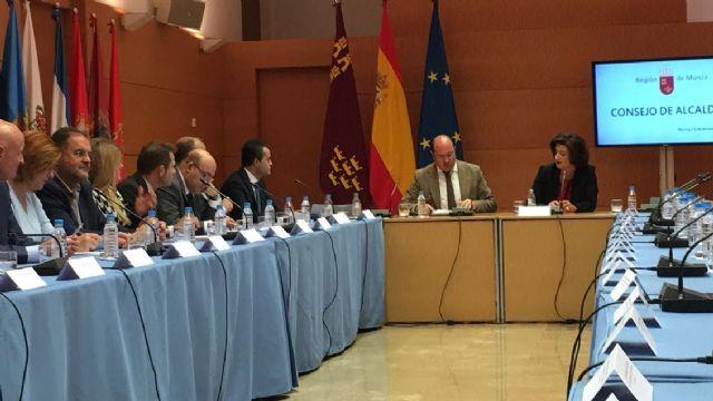 El alcalde de Totana asiste a la cuarta reunión del Consejo de Alcaldes - 5, Foto 5