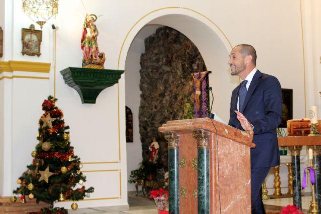 Comienza la programación de Navidad con el pregón en Puerto Lumbreras - 1, Foto 1