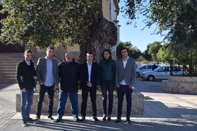 Ciudadanos presenta su grupo local de Albudeite - 1, Foto 1