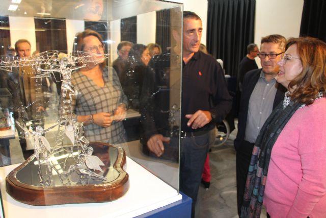José Manuel Rebollo expone Fuego Magia y cristal en el Museo Barón de Benifayó - 2, Foto 2