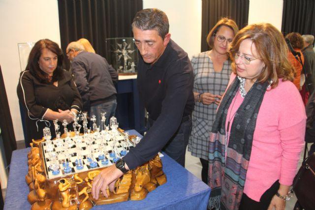 José Manuel Rebollo expone Fuego Magia y cristal en el Museo Barón de Benifayó - 3, Foto 3