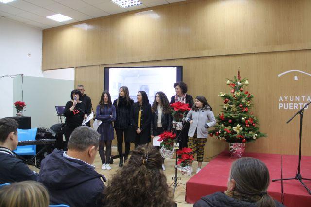 Los niños del colegio Purísima Concepción presentan el libro Mi abuelo me contó - 2, Foto 2