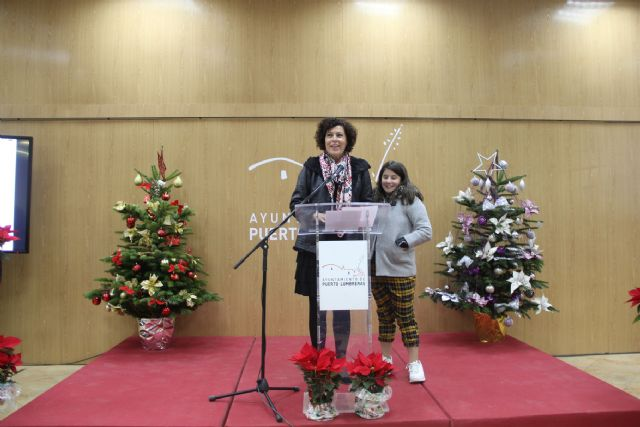 Los niños del colegio Purísima Concepción presentan el libro Mi abuelo me contó - 3, Foto 3