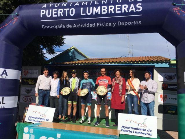 Casi un centenar de deportistas participan en el trofeo de Ciclismo 'Ciudad de Puerto Lumbreras' - 2, Foto 2