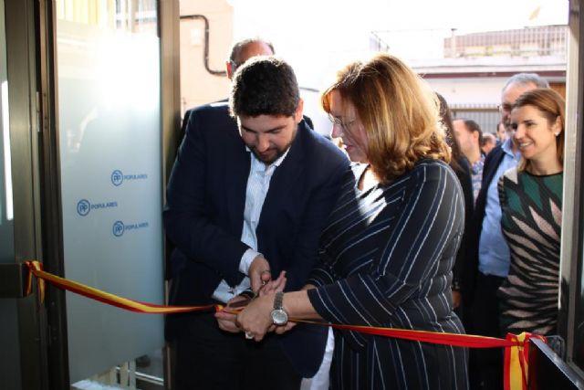 López Miras: El Gobierno de España ha dado la espalda al Mar Menor al incumplir su palabra con el Plan de Vertido Cero - 1, Foto 1