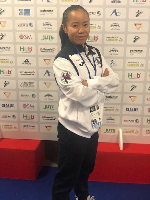 Nuevo éxito de la murciana Irene Yao Alcaraz Carrión en competición internacional - 1, Foto 1