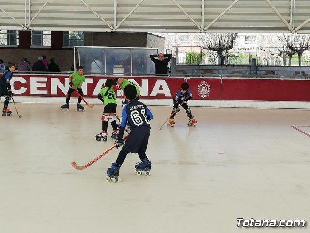 El equipo Benjam�n del Club Hockey Patines de Totana, en la Liga de la Federaci�n Valenciana, Foto 5