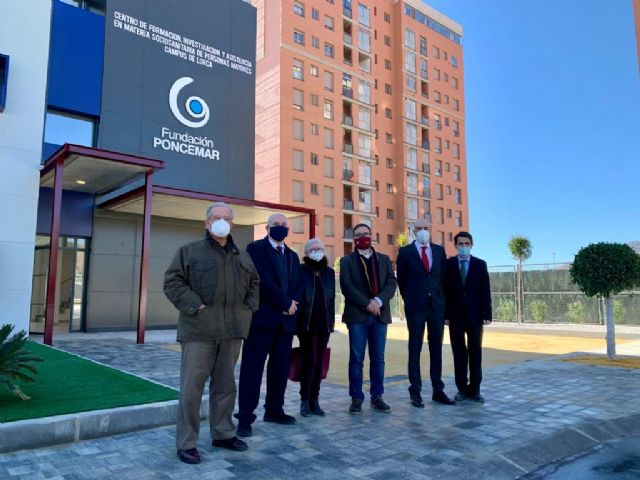 El nuevo Centro de Formación, Investigación y Asistencia de personas mayores de la Fundación Poncemar entrará en funcionamiento a principios de 2021 - 1, Foto 1