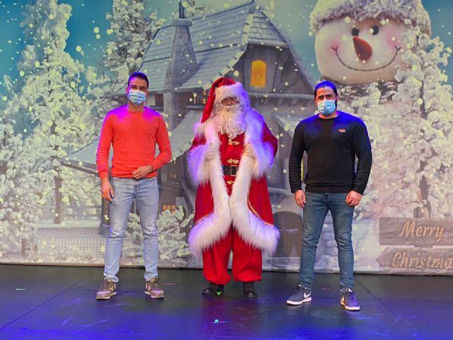 Los colegios de Puerto Lumbreras se preparan para recibir la visita virtual de Papá Noel este jueves y viernes - 1, Foto 1