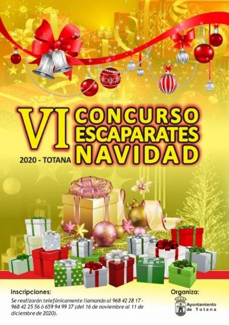 [A total of 18 commercial establishments attend the VI Christmas Shop Window Contest