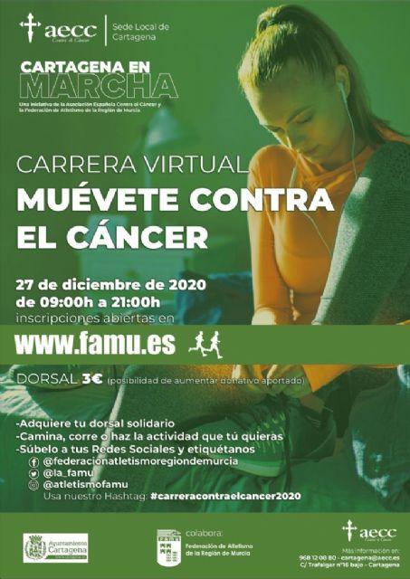 El domingo 27, muévete contra el cáncer - 1, Foto 1