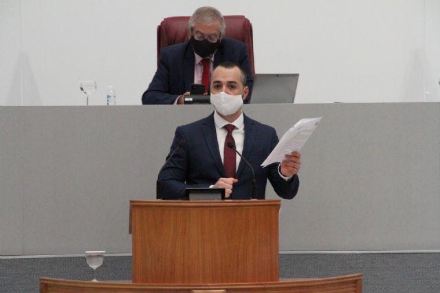 El PP exige la dimisión del exalcalde del PSOE de Pliego - 1, Foto 1