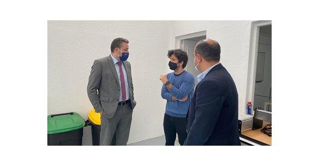 Jornada de trabajo en Cehegín con el Director General para la Unión Europea de la Consejería de Empresa, Industria y Portavocía - 1, Foto 1