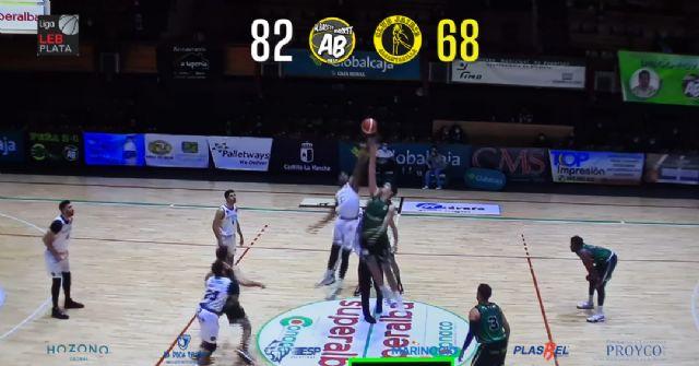 Hozono Global Jairis no consigue la victoria por un gran inicio del Albacete Basket - 1, Foto 1