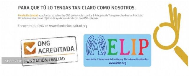 AELIP ya es una ONG acreditada por Fundación Lealtad - 1, Foto 1