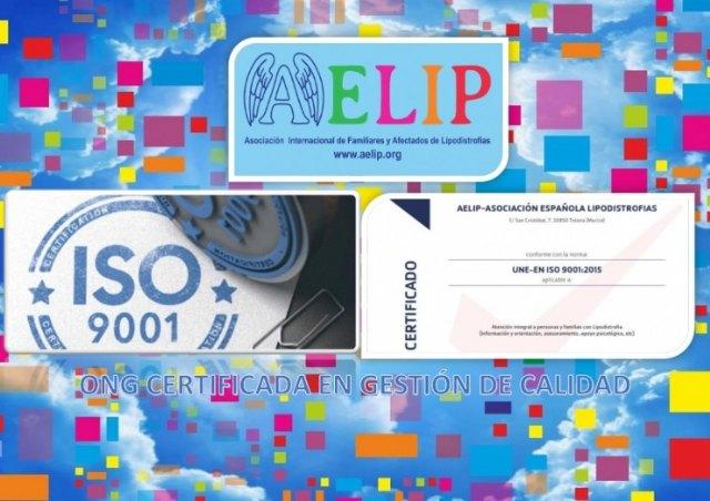 AELIP ya es una ONG acreditada por Fundación Lealtad - 3, Foto 3
