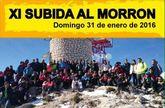 El próximo domingo tendrá lugar la XI subida al Morrón