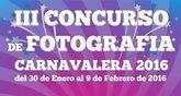 La Federación de Peñas del Carnaval organiza el III Concurso de Fotografía Carnavalera´2016 de Totana