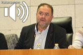 El alcalde asegura que el Plan General de Ordenación Urbana de Totana se desatasca sin el apoyo del PP