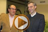 El Secretario General regional y varios diputados y dirigentes de Podemos de Murcia se reunen con el Presidente y directivos de CEBAG