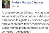 El Secretario General de los Socialistas totaneros recuerda que quien destapó la trama corrupta del PP fue el PSOE