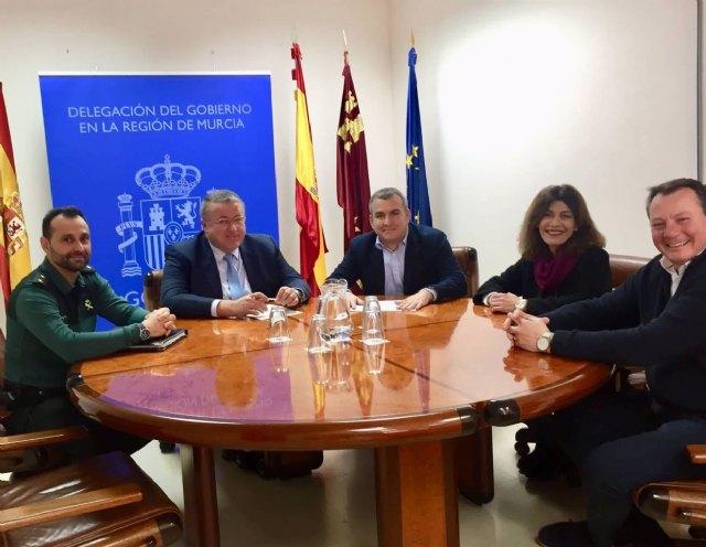 La Vega Media reclama a la Delegación de Gobierno más recursos y efectivos de Guardia Civil - 1, Foto 1